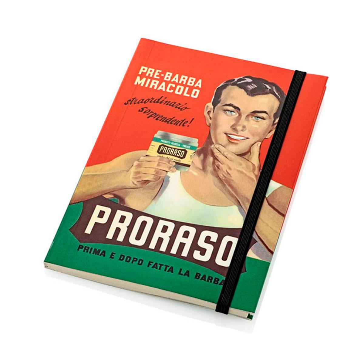 Блокнот для записей Proraso