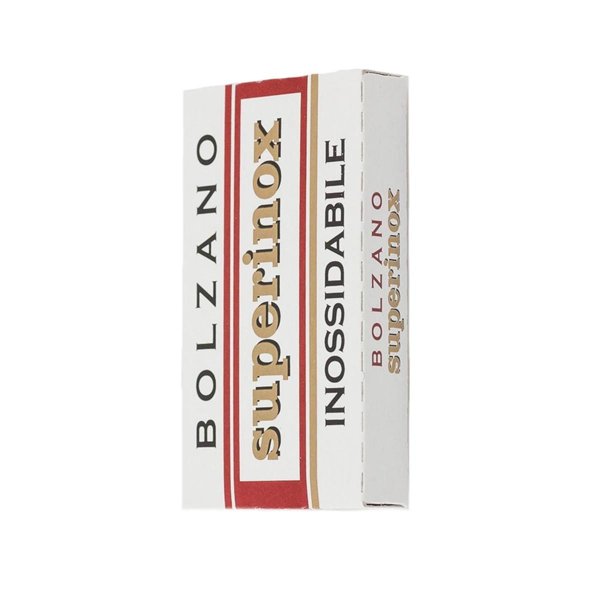 Сменные лезвия BOLZANO Superinox, 5 штук