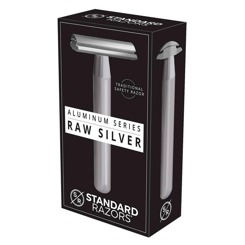 Т-образная бритва STANDARD Razors, closed comb, алюминий
