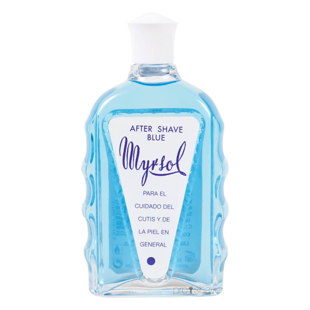 Лосьон после бритья Myrsol Aftershave Blue, 180мл